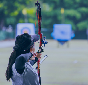Equipment for sports archery