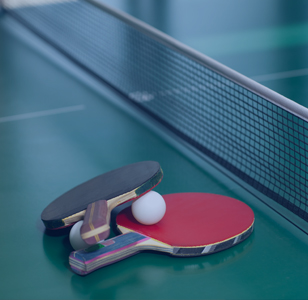 Table tennis equipment and inventory