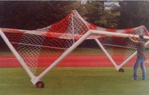Mobile soccer gate