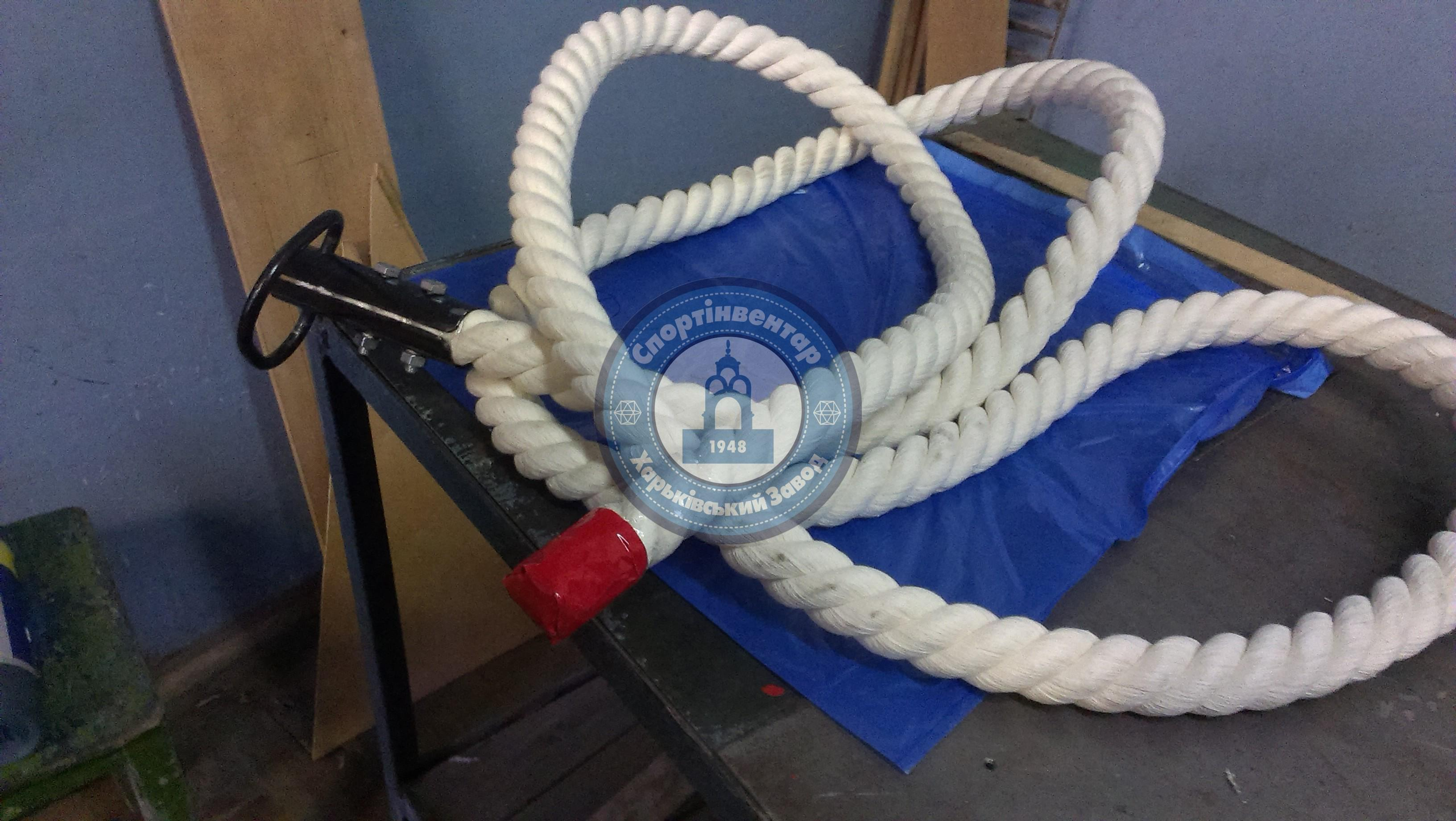 Rope climbing 5m diameter 45 mm