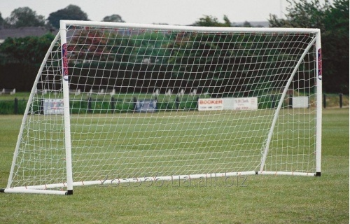 Net for club soccer gate
