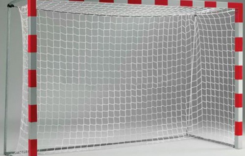 Net for indoor soccer professional