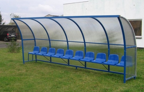 Bench for reserve players