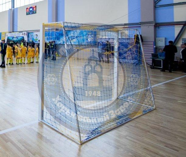 Gates for indoor soccer steel