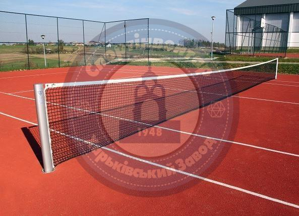 Professional net for tennis