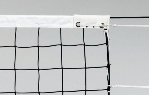 Volleyball net improved